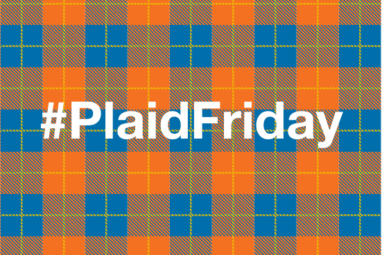 Plaid Friday