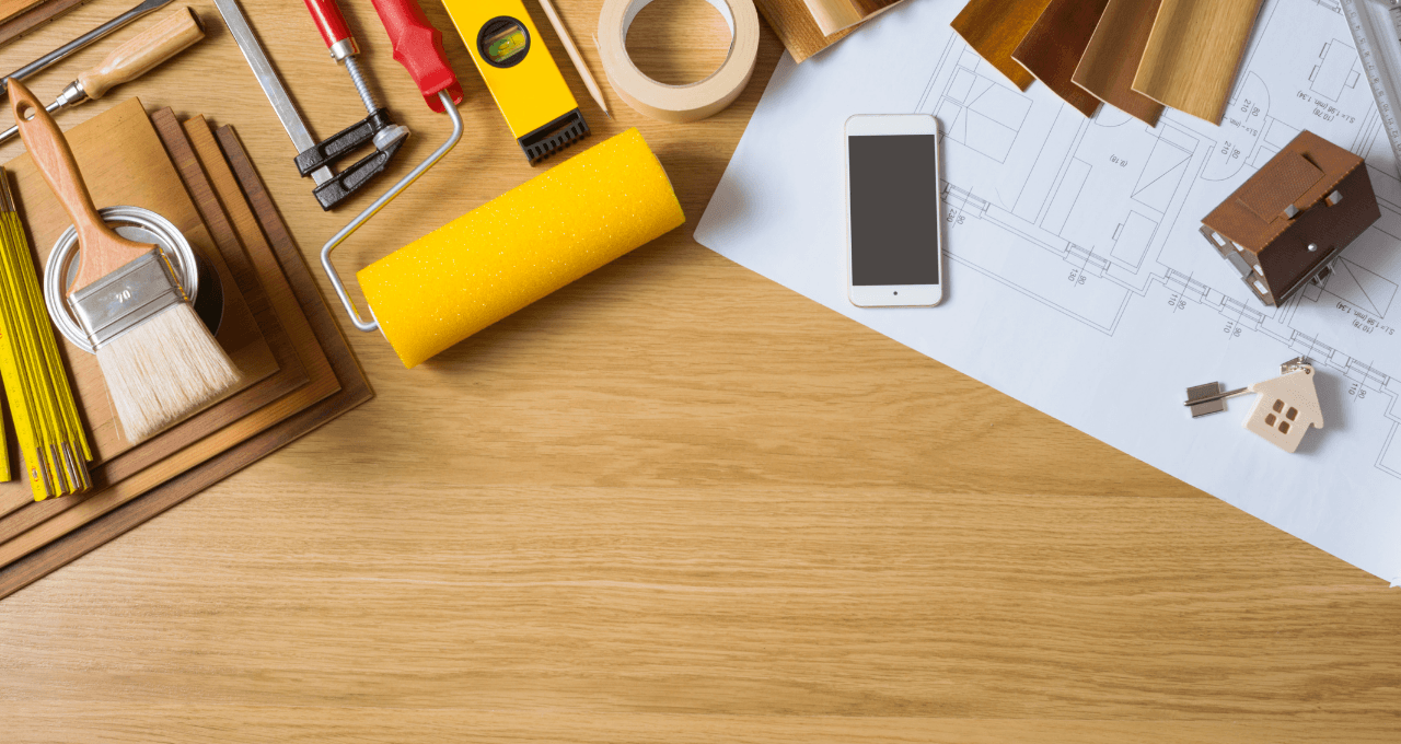 Planning for a remodeling project